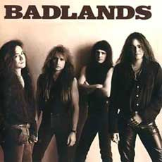 Badlands Hair Metal Band