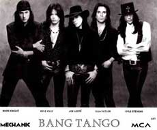 Bang Tango Hair Metal Band