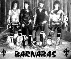 Barnabas Christian Metal Band