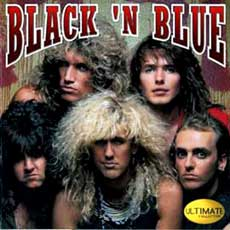 Black 'n Blue Hair Metal Band