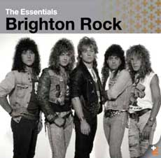 Brighton Rock Hair Metal Band