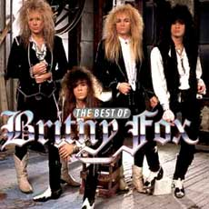 Britny Fox Hair Metal Band