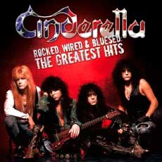 Cinderella Hair Metal Band