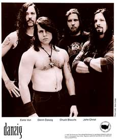 Danzig Hair Metal Band