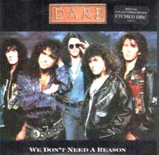 Dare Hair Metal Band