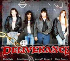 Deliverance Christian Metal Band
