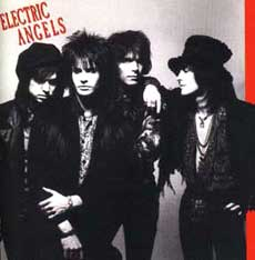 Electric Angels Hair Metal Band