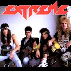 Extreme Hair Metal Band