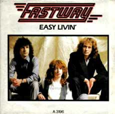 Fastway Hair Metal Band