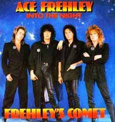 Frehley's Comet Hair Metal Band