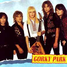 Gorky Park Hair Metal Band