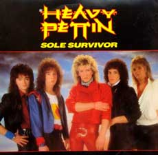 Heavy Pettin' Hair Metal Band
