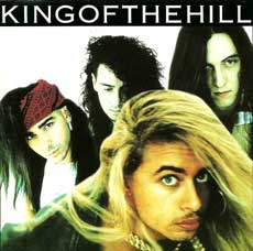 King of the Hill Hair Metal Band