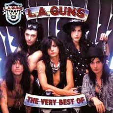 L.A. Guns Hair Metal Band