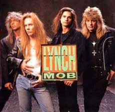 Lynch Mob Hair Metal Band
