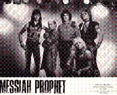 Messiah Prophet Christian Metal Band