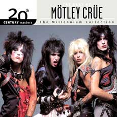 Motley Crue Hair Metal Band