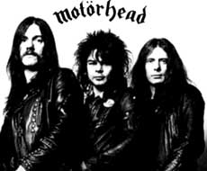 Motorhead Hair Metal Band