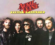 April Wine Band