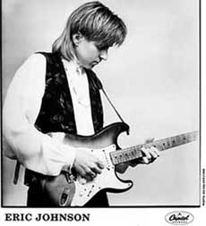 Eric Johnson Band