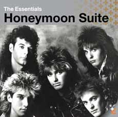 Honeymoon Suite Band