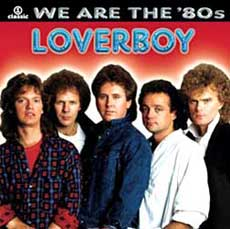 Loverboy Band