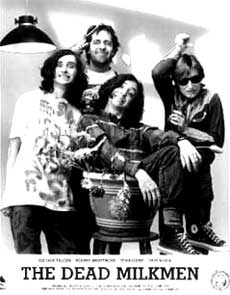 The Dead Milkmen Band