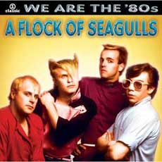 A Flock of Seagulls Band