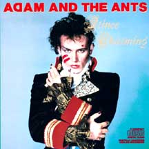 Adam and the Ants Band
