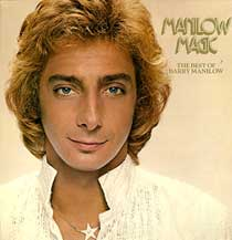 Barry Manilow Singer
