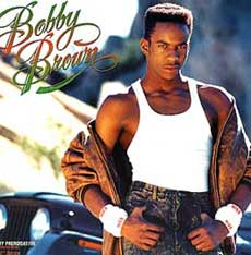 Bobby Brown Singer