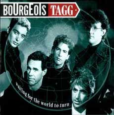 Bourgeois Tagg Band