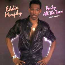 Eddie Murphy Singer Party All the Time