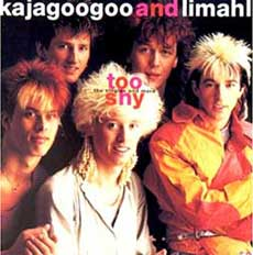 Kajagoogoo Band