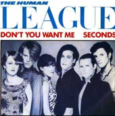 The Human League Band