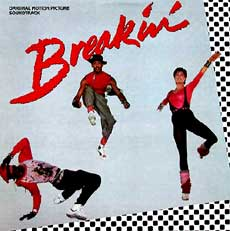 Break Dancing in the 1980's