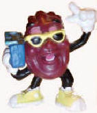 1980's California Raisins
