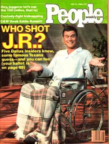 Dallas Who Shot J.R.