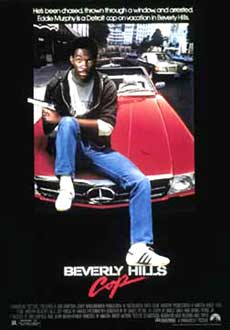 Beverly Hills Cop Movie Poster