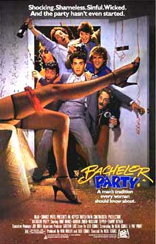 Bachelor Party Movie Poster