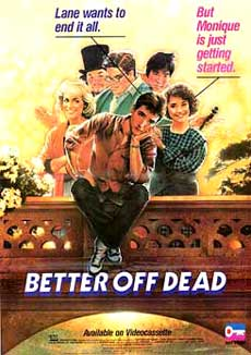 Better Off Dead Movie Poster