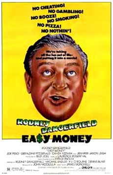 Easy Money Movie Poster 1983
