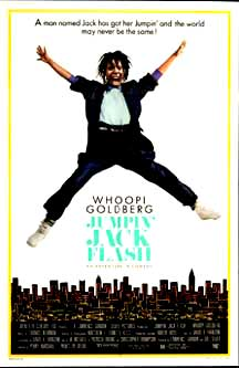 Jumpin' Jack Flash Movie Poster