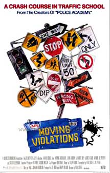 Moving Violations Movie Poster