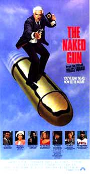 The Naked Gun Movie Poster