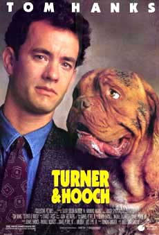 Turner and Hooch Movie Poster