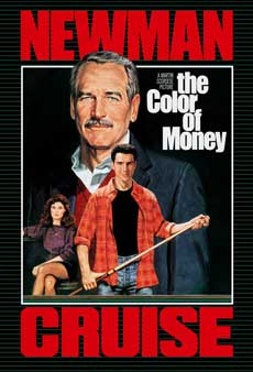 The Color of Money 1986 Movie Poster