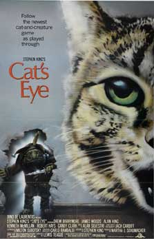 Cat's Eye Movie Poster