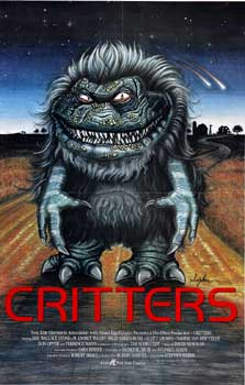 Critters Movie Poster