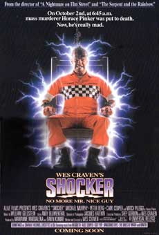 Shocker Movie Poster